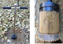 型号:ZRX-29553手动土壤采样器