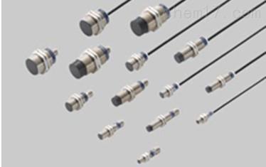 日本SUNX圆柱形接近传感器效果图
