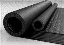 黑色防滑绝缘胶垫10kv