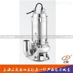 WQ(D)-S型上海正奥全不锈钢精密铸造污水污物潜水电泵