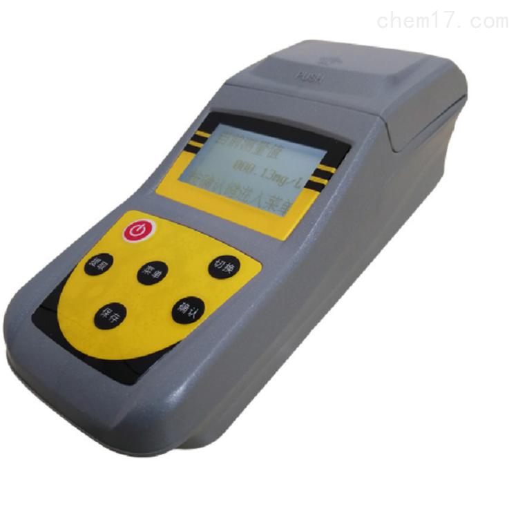 便携式二氧化氯测定仪 L-612