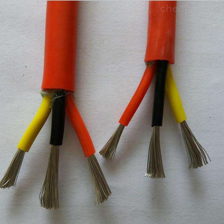 ZR-KFGP 3*2.5矽橡膠耐高溫控製電纜