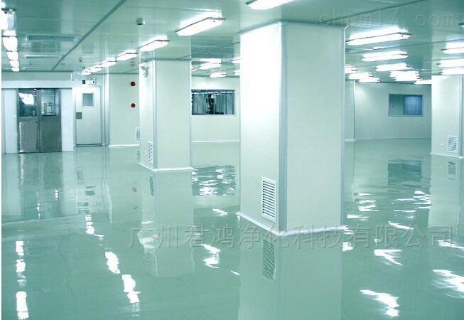 南沙区SMT电子车间30万级无尘净化工程施工