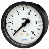 111.16, 111.26德国WAKI威卡波登管压力表,铜合金材质
