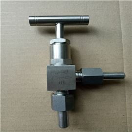J24W不鏽鋼角式針型截止閥