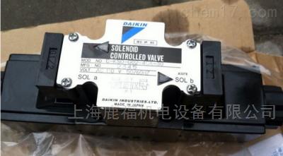 日本大金DAIKIN电磁换向阀现货销售