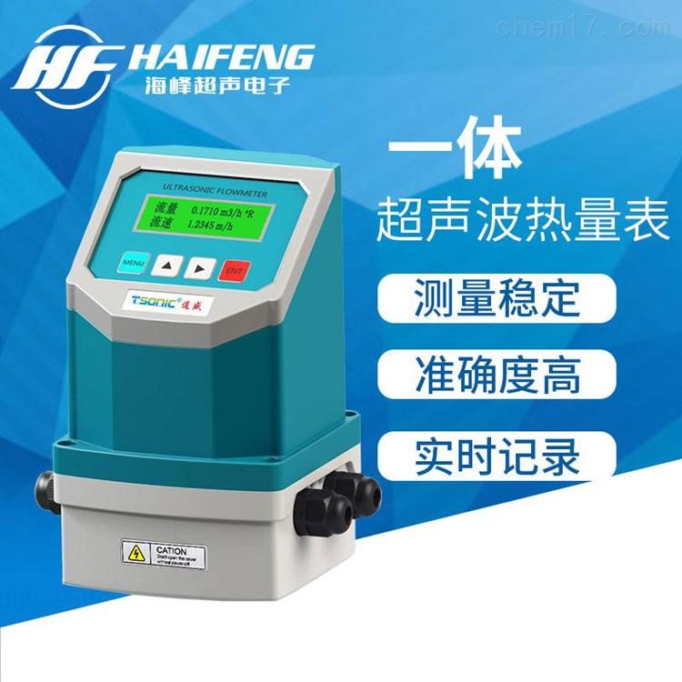 TDS-100RY海峰DN50一体插入式超声波热量表