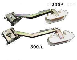 单臂式集电器