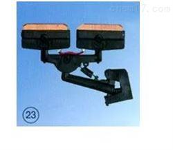 C型单杆双头集电器