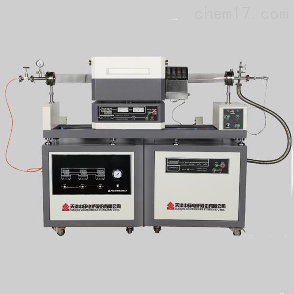 1200℃双温区CVD系统