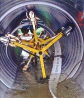 DN200-DN1200螺旋纏繞法管道修複