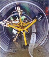 DN200-DN1200螺旋缠绕法管道修复
