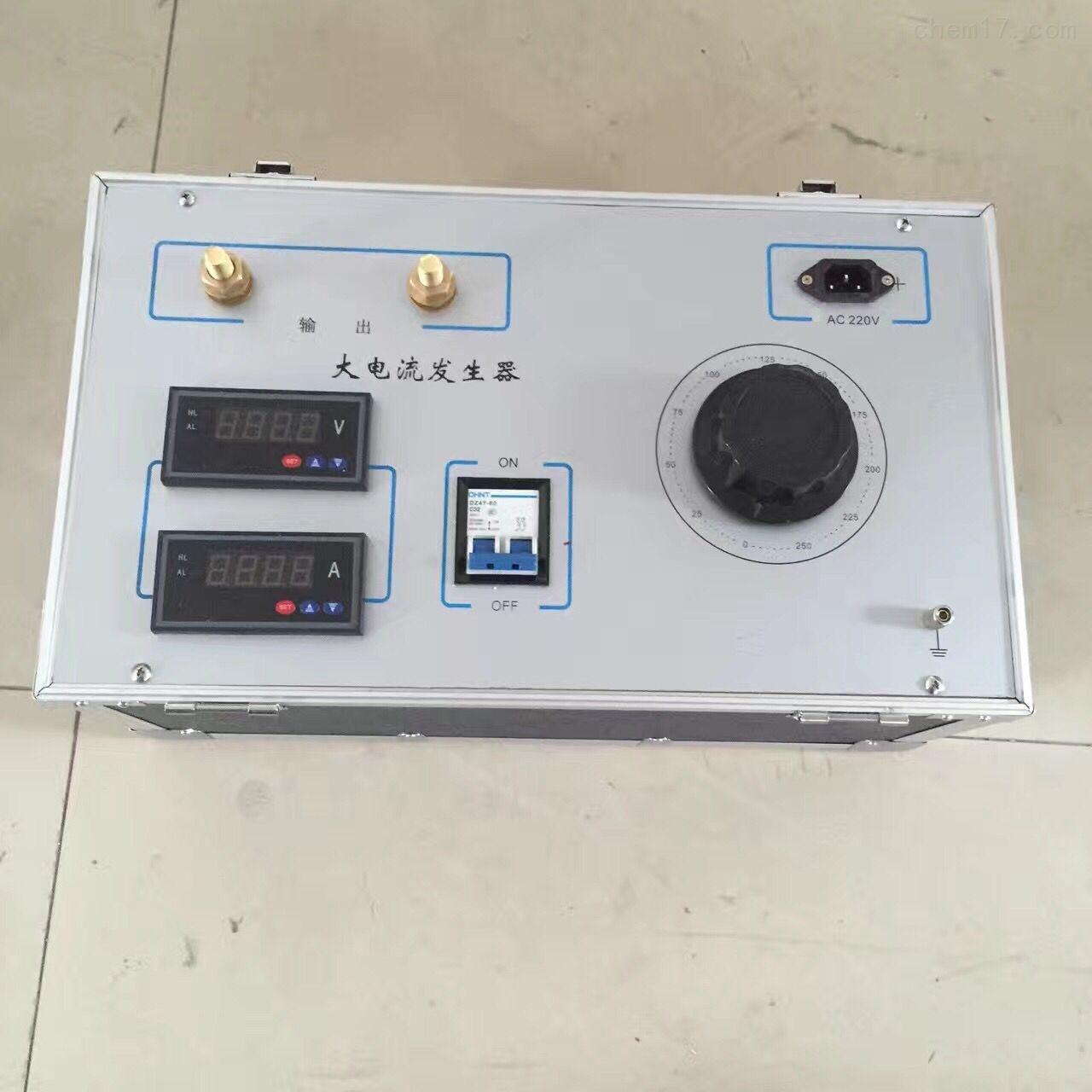 抗干扰大电流发生器三相升流器