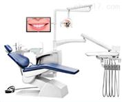 全电脑连体式牙科综合治疗机TOP308玻璃痰盂