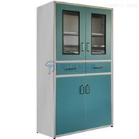 1001广州铝木样品柜