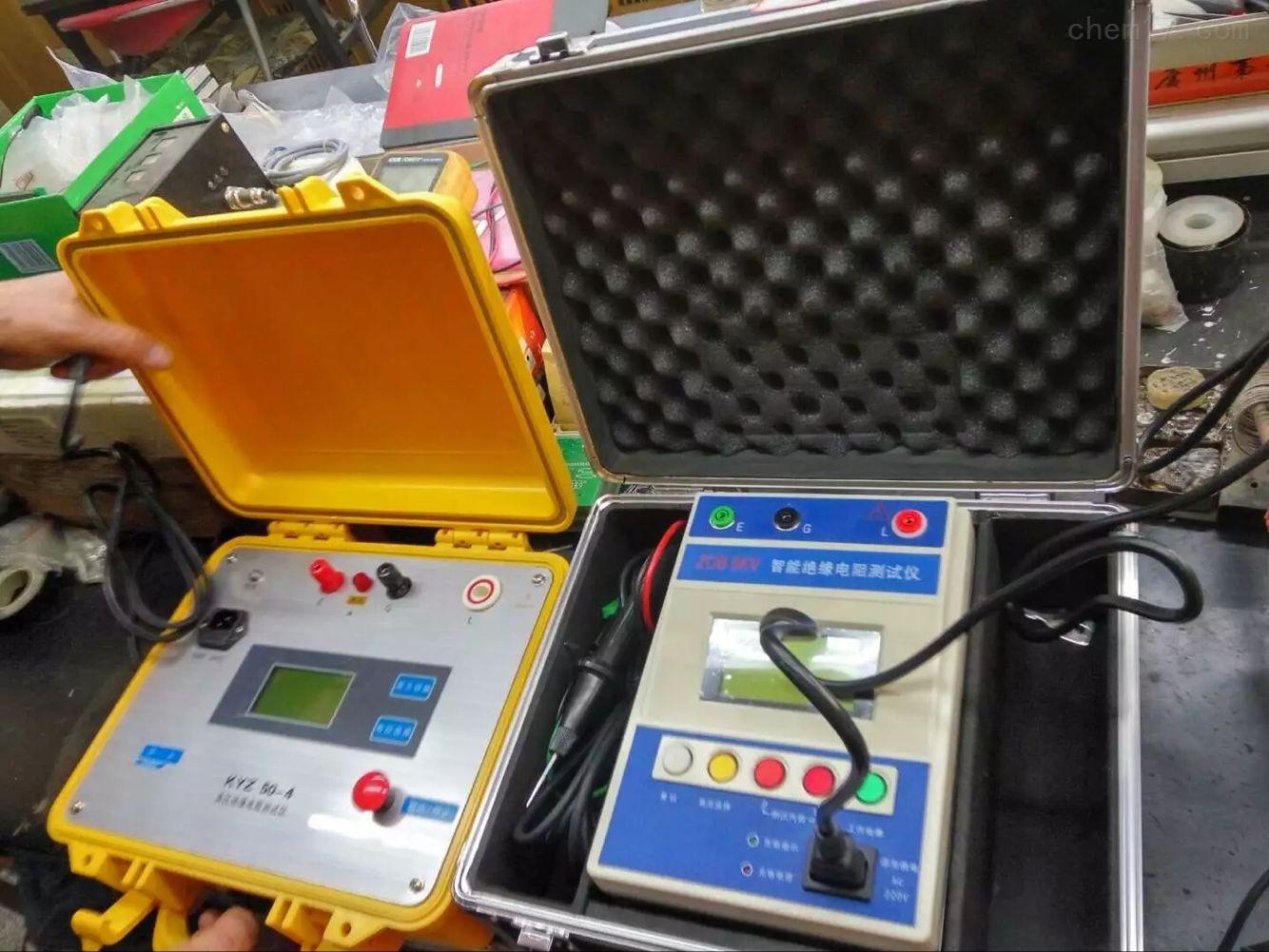 江苏智能数显绝缘电阻测试仪