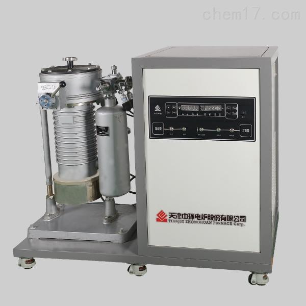 高真空扩散泵控制系统
