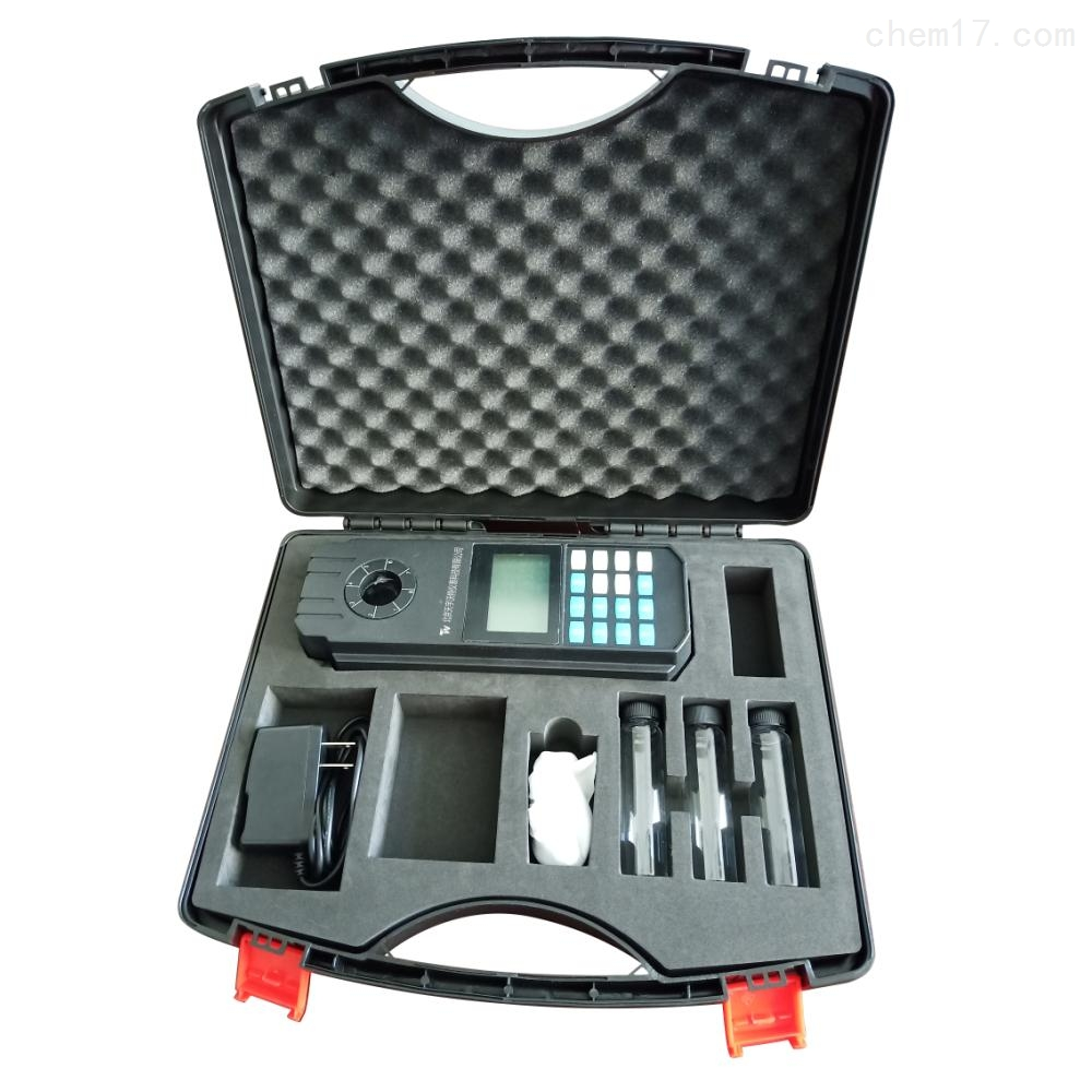 TW-5128便携式余氯分析仪