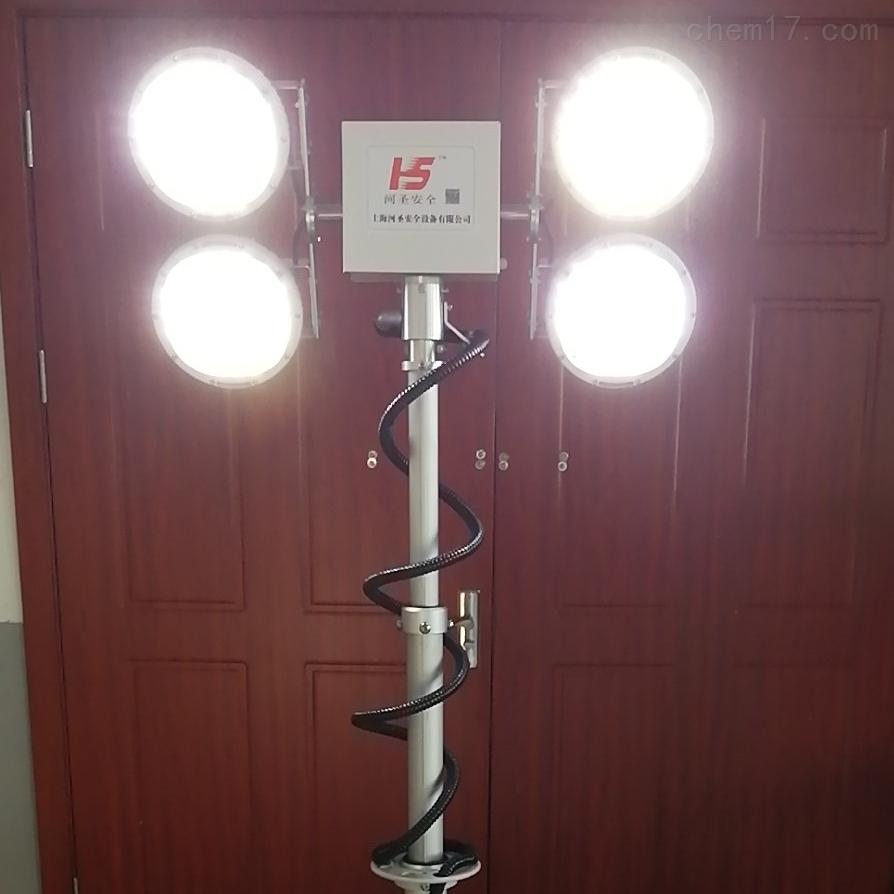 车载升降照明灯组 曲臂式移动照明设备