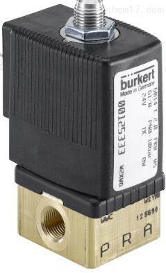 BURKERT不锈钢接头,宝德柱塞阀效果图