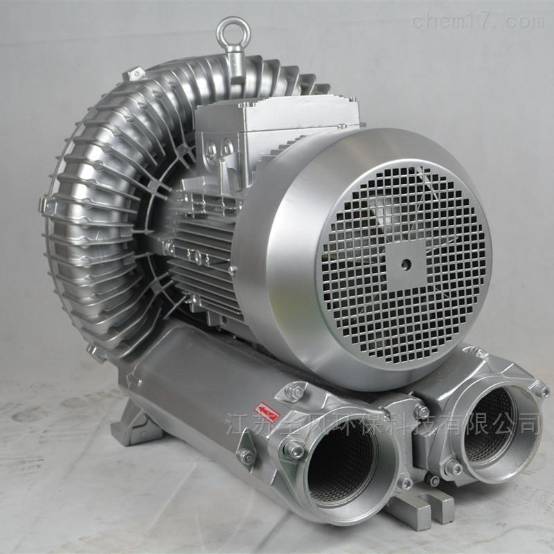 12.5kw低噪音高压鼓风机