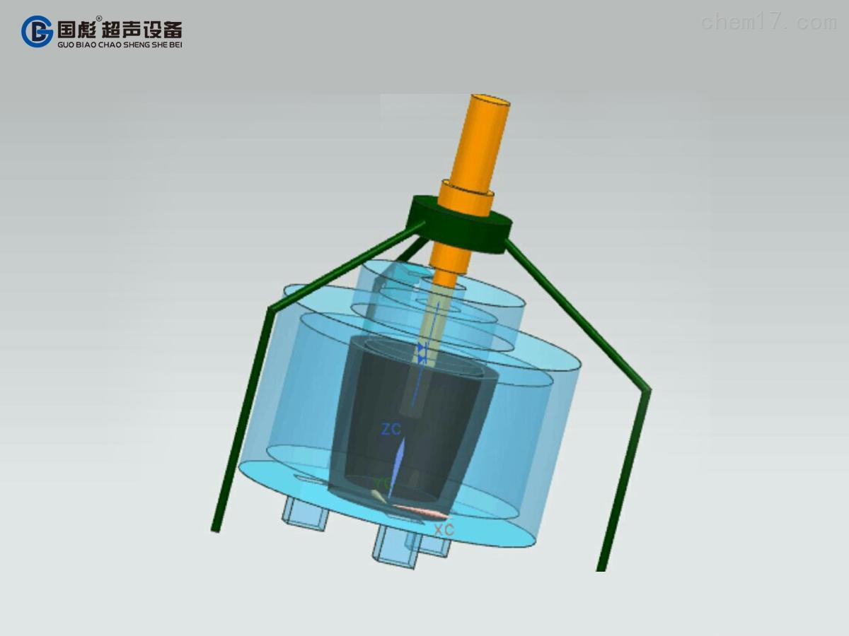 超声波晶粒细化金属凝固处理设备