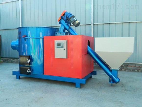 水冷生物质颗粒燃烧机专业生产厂家