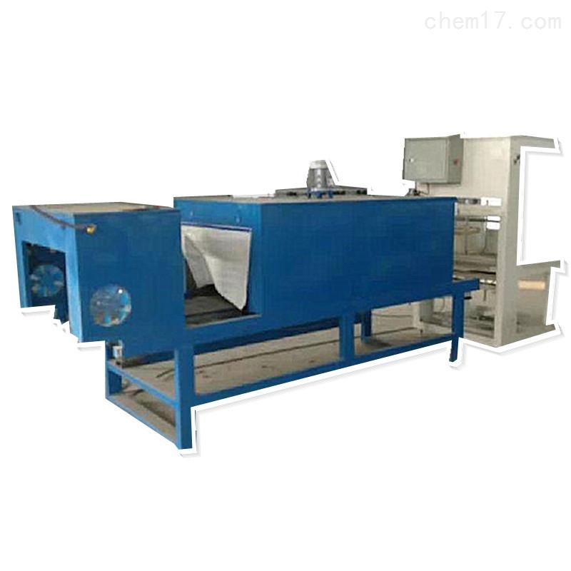 岩棉板 硅质板热收缩膜袖口包装机生产厂家