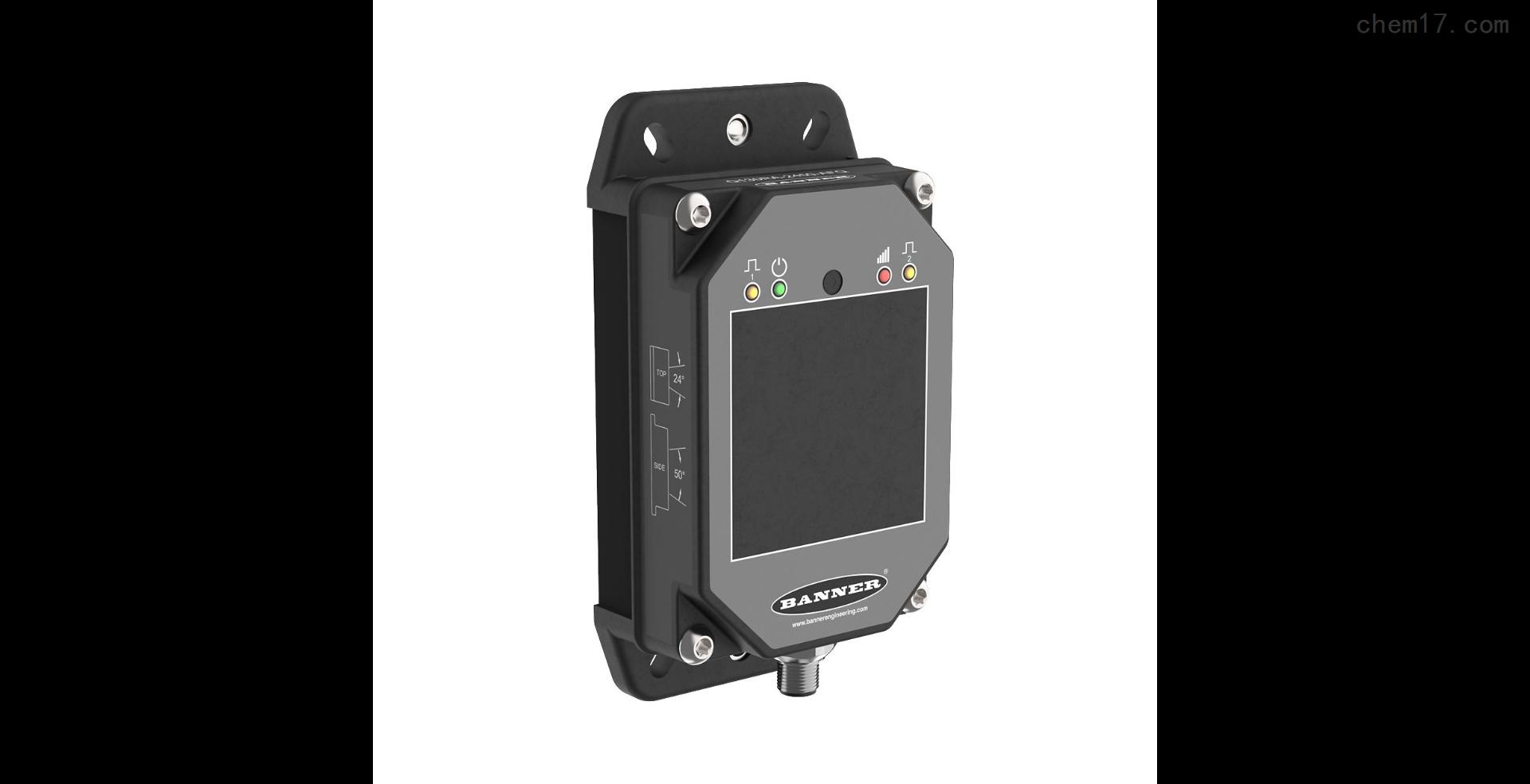 美国BANNER邦纳雷达传感器