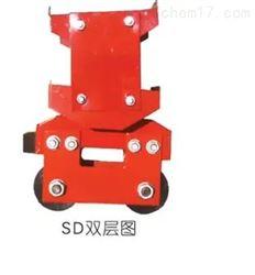 DLC工字钢滑车型号