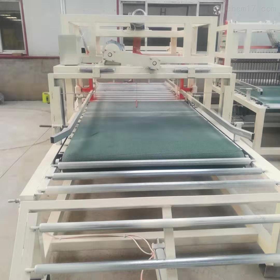 匀质板切割机发泡水泥保温板生产设备流水线