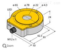 RI360P0-QR24M0-0012X2-H11德国图尔克TURCK编码器