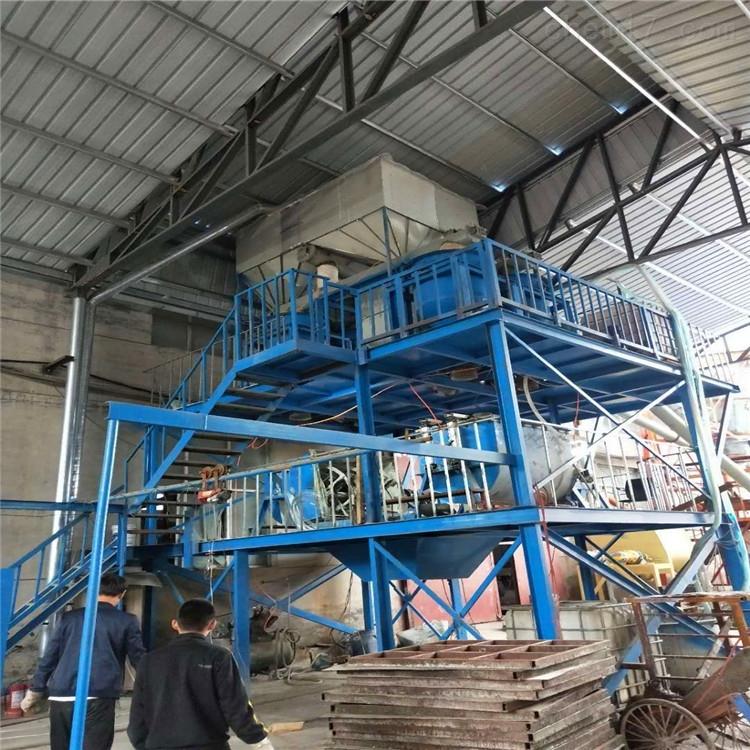 水泥基匀质聚苯保温板生产步骤与方法