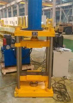 微机控制钢瓶压扁试验机