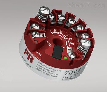 丹麦二线制 HART 7 温度变送器