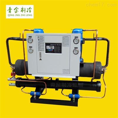 QX-20W光纖激光器冷水機不銹鋼防銹管路