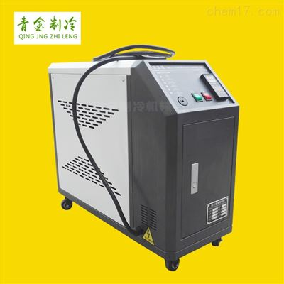 QX运油式模温机出口贸易加工冷水机厂家