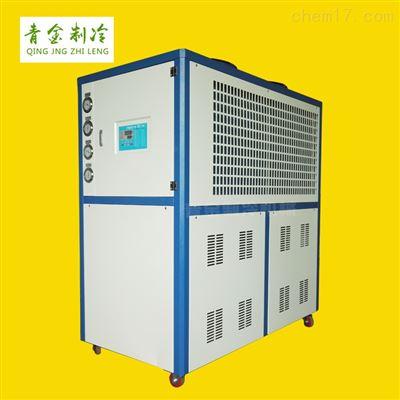 QX出口貿易生產煉膠機風冷型一體式冰水機