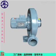 CX-125锅炉送风风机