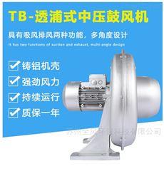 TB-202-1.5KW风机 中压吸料风机