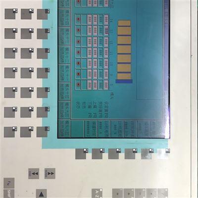 广西西门子MP370通电白屏进不去系统维修