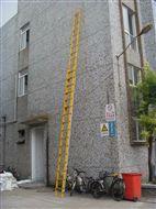低价销售10米全绝缘二节拉升梯