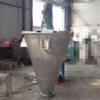 二手单锥双螺旋混合机大量回收