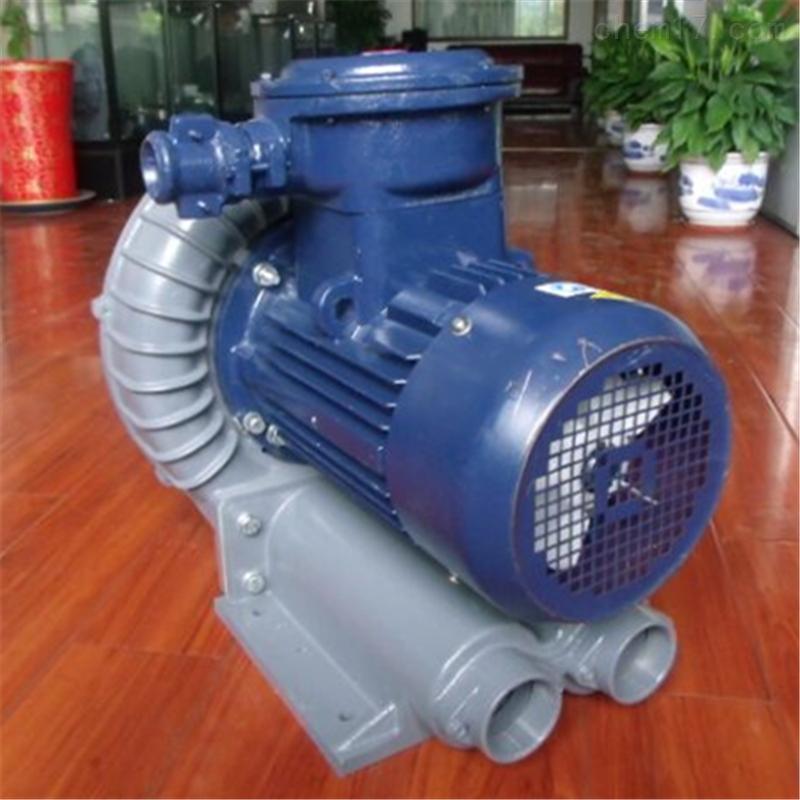 防暴旋涡气泵