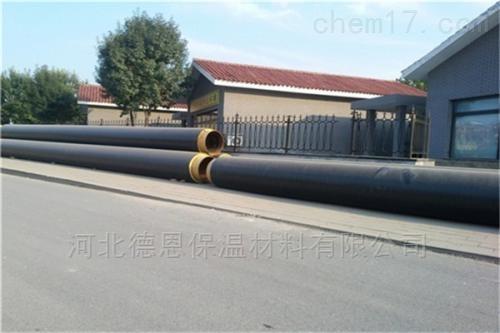 优质聚氨酯直埋保温管,耐高温直埋热水管