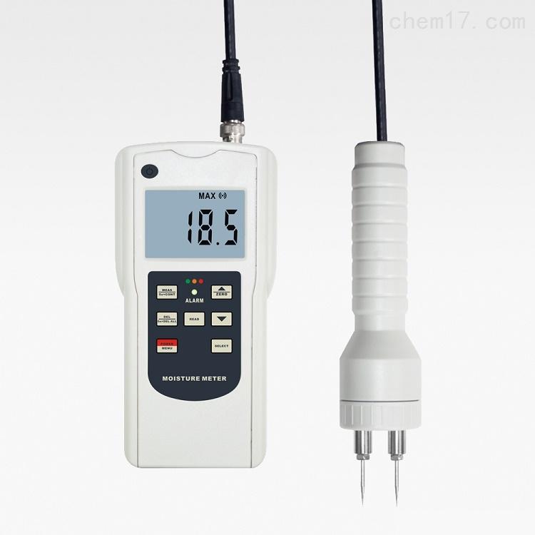 安妙AM-128P多功能探针建筑水分测定仪