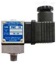 伊莱科elettortec压力控制器PMC25/PMC80