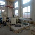 硅质聚苯板设备生产线工作示意图