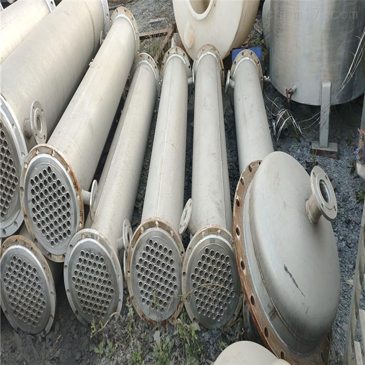 二手钛管冷凝器供应