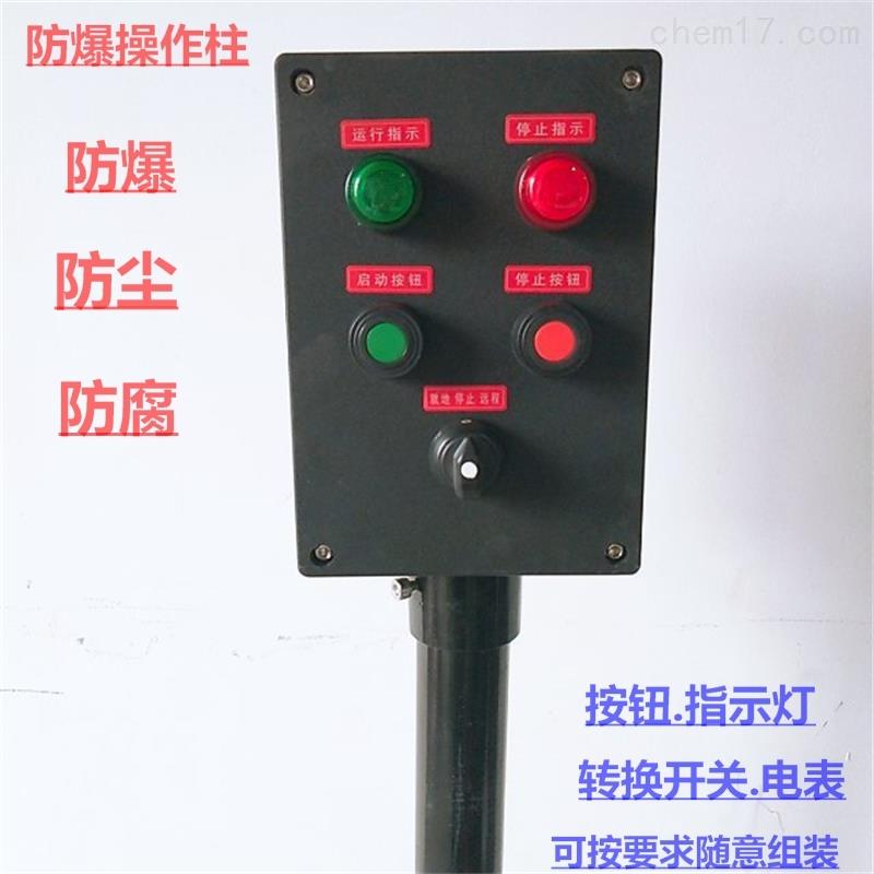 BXK8060远程控制塑料端子开关操作控制箱